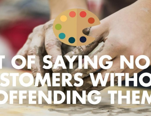 Art of Saying No to Customers Without Offending Them