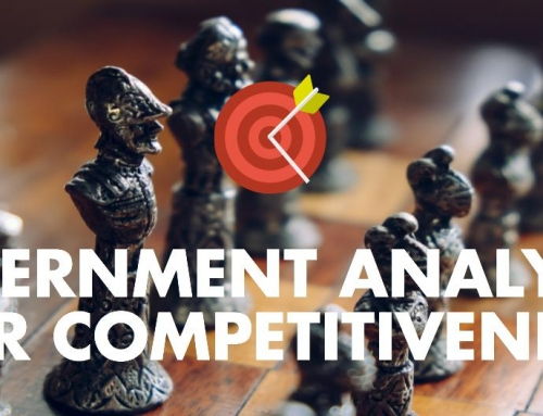 Government Analytics for Competitiveness